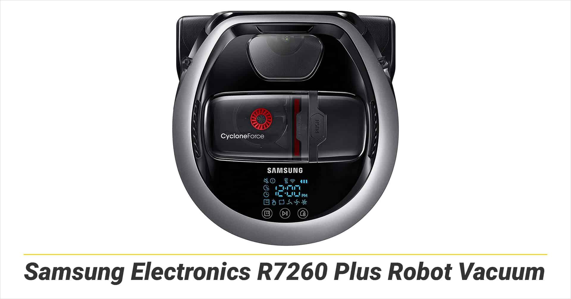 Samsung Electronics R7260 Plus Robot Vacuum