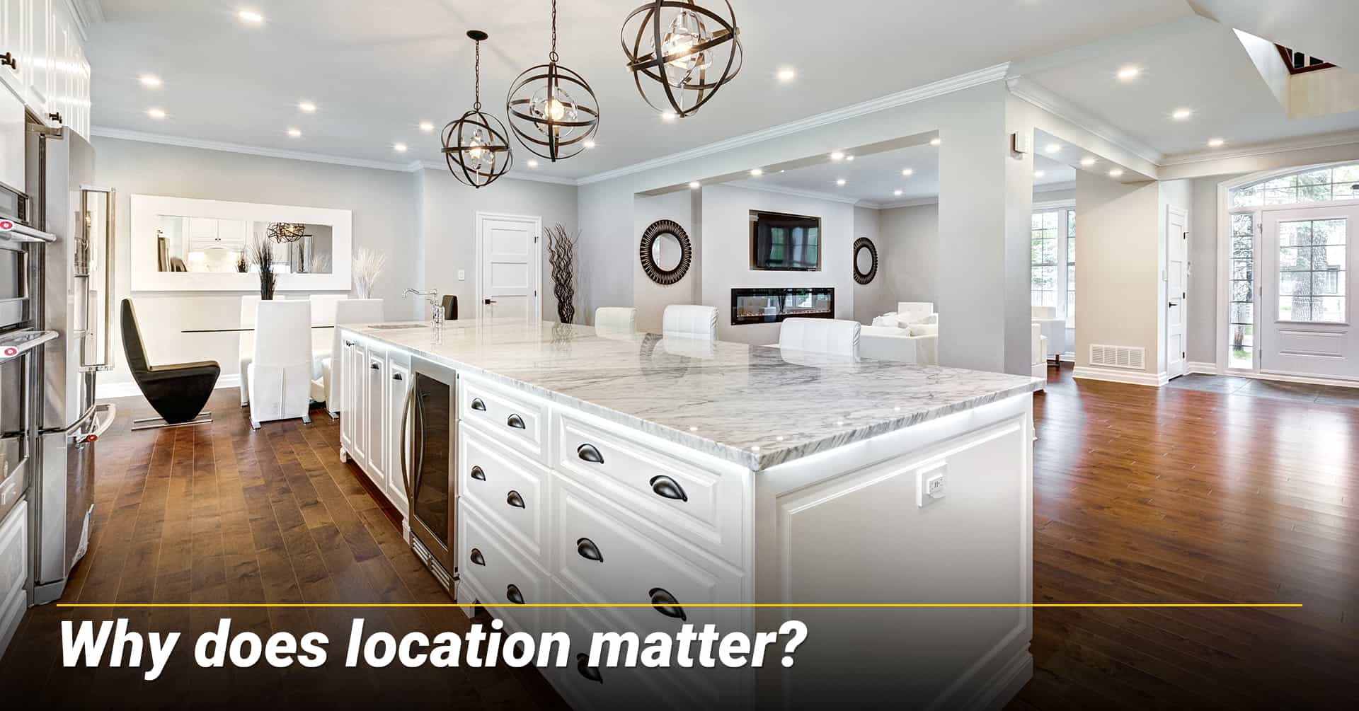 Why does location matter?